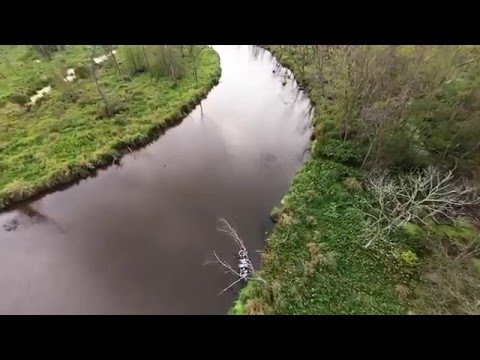 Majestic Driftless Area Drone Flyover