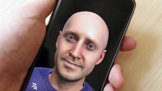 3D AI Avatar for Mobile by Eisko