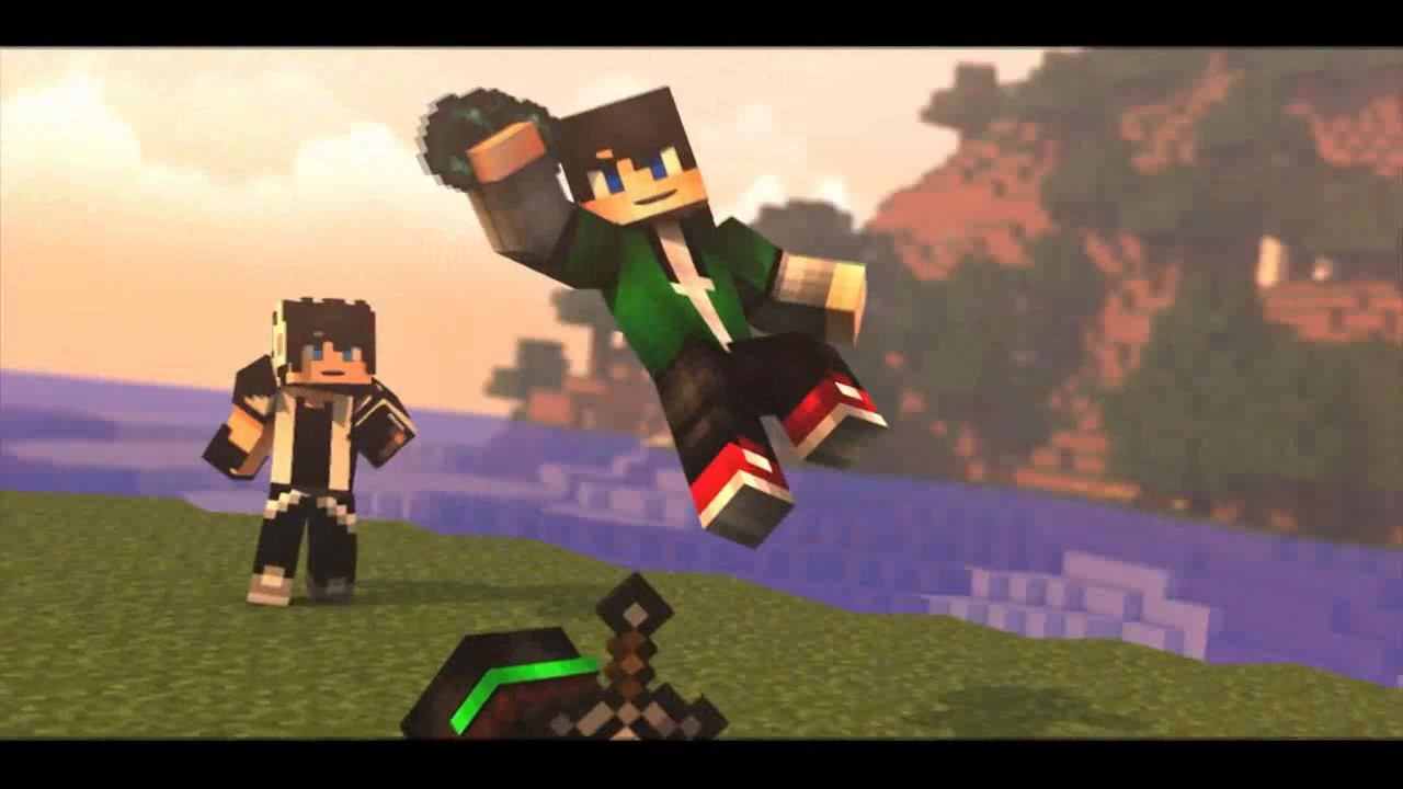 Top 5 Minecraft Intro Templates Free Download C4d Ae