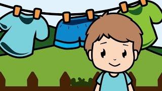 Halo adik - adik, hari ini kita akan belajar bagaimana cara menjaga kebersihan pakaian. ingin tahu caranya? yuk tonton video sambil belaja...