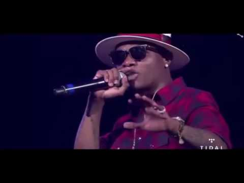 Full Wizkid Performance with Swizz Beatz at One Africa Music Fest