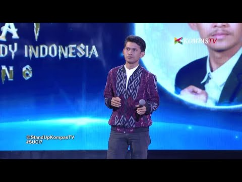 Indra Jegel: Ditelepon Emak (Grand Final SUCI 7)