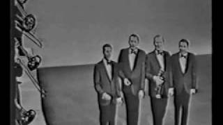 Download Four Freshmen in Japan 1964 Part 5 - Angel Eyes, Route 66, Polkadots and Moonbeams MP3 song and Music Video