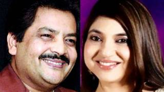 Udit Narayan Slow (Ghazal Type) Romantic Song With Alka Yagnik