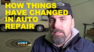 How Things Have Changed In Auto Repair -ETCG1
