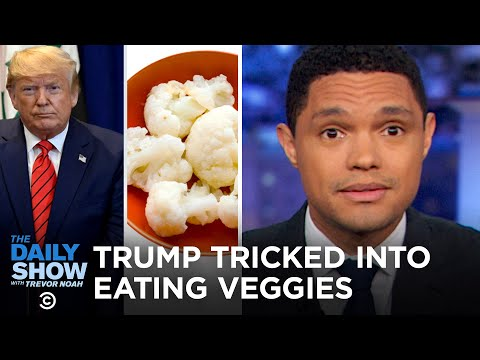 Trump's Secret Diet, Apple's Big Screen Rules & More Unrest in India | The Daily Show