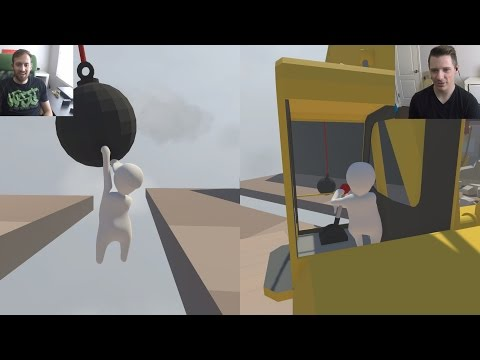 Human Fall Flat: I Came In Like a Wrecking Ball - Episode 3