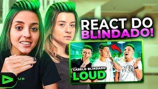 Blindamos?! Reagimos Ao Blindado Da Loud!!!