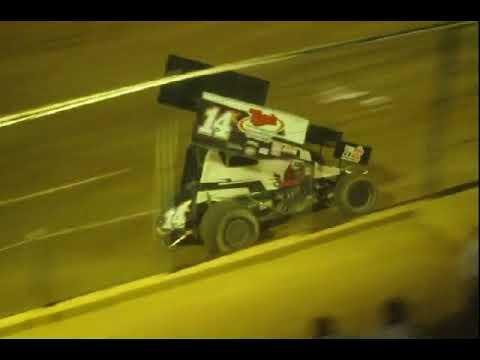 Butler (MI) Speedway - August 15, 2014 - All Stars