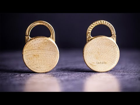 Opening This Lock Puzzle Reveals Something Ingenious!!