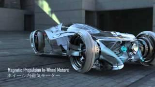 Nissan iV Design Concept