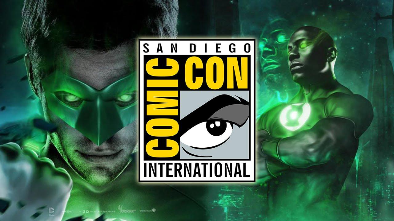 Resultado de imagem para green lantern corps movie