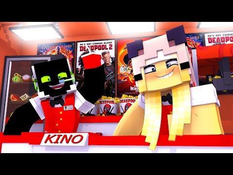 1 Tag ARBEITEN im KINO! - Minecraft [Deutsch/HD]