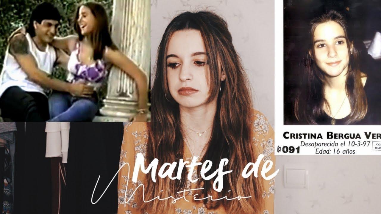 La desaparición de Cristina Bergua | Martes de Misterio - Lucía ...