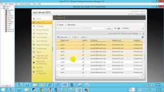 49 Lync 2013 Archiving View Archived Data Monitoring View CDR QOE Data Mediation Server Role View Vo