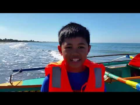 BANGKA | BOAT RIDE TO A CAVE LA UNION PHILIPPINES