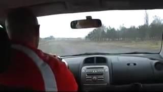 Тест драйв Daihatsu Sirion ч.2