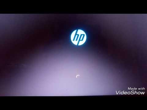 Не загружается Windows 10 на ноутбуке HP Pavilion 15. Подскажите решение проблемы......