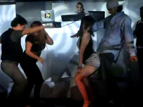 Bailes de nenas - 2 part 9