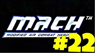 """ M.A.C.H. Modified Air Combat Heroes Psp Career Mode Gameplays #22. (PPSSPP) 720pHD """