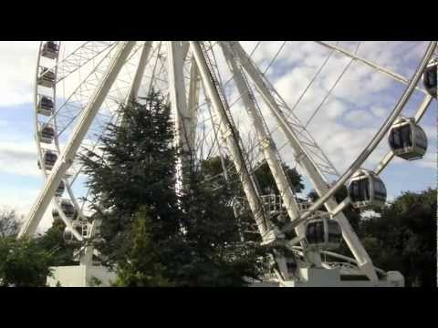 The Wheel of York, UK - 14th July, 2012 (HD)