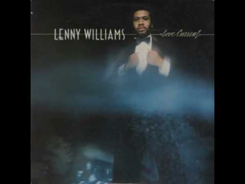 Lenny Williams - Let's Talk It Over