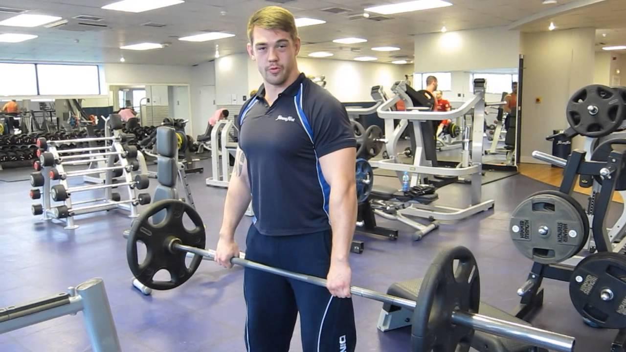 Hfm Stephan At Fitness First Wednesbury Stiff Leg