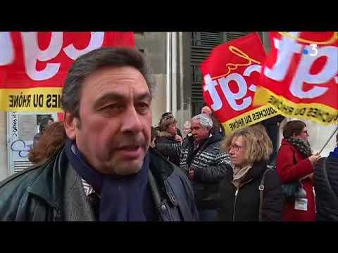 Audience de La Marseillaise devant le tribunal de commerce de Marseille