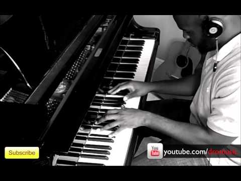 "Tamar Braxton ""Love and War"" Piano Cover"