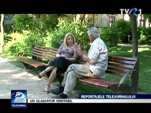 Reportajele Telejurnalului. Szoby Cseh: Fiecare om reprezintă atât cât ştie să facă