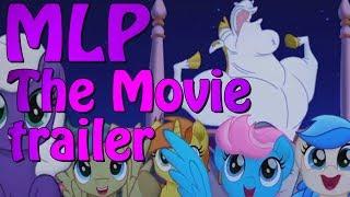 My Little Pony: The Movie trailer | Мнение