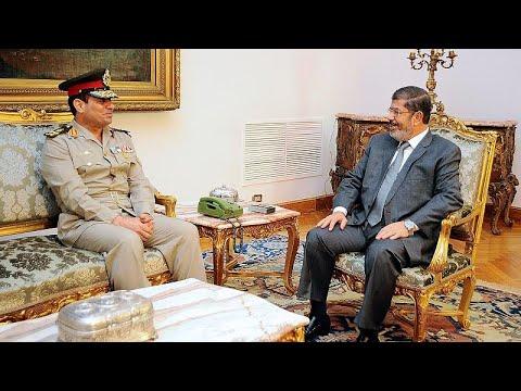 رويترز: عام على كرسي الحكم أدخل محمد مرسي التاريخ  - نشر قبل 11 ساعة