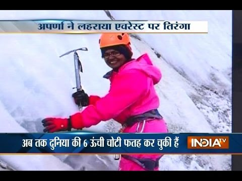 IPS Officer Aparna Kumar: A Lady Who Scaled Mount Everest