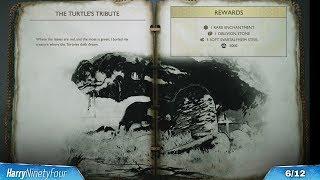 God of War - All Treasure Map Locations & Walkthroughs - Dig Spots Guide (Treasure Hunter Trophy)