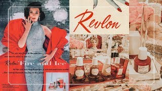 Vintage Revlon nail polish shades you can still buy today (My Vintage Revlon Collection)