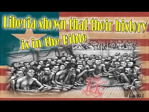 The Israelites: LIBERIA Shown That Their History Is In The BIBLE on HOTT 107.9FM