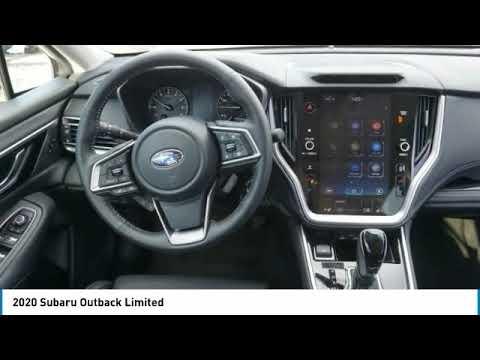 2020 Subaru Outback Loveland CO U20288