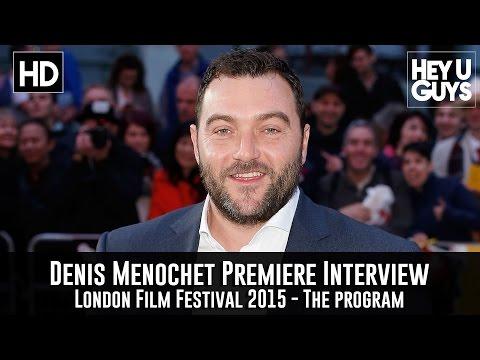 Denis Menochet   The Program LFF Premiere