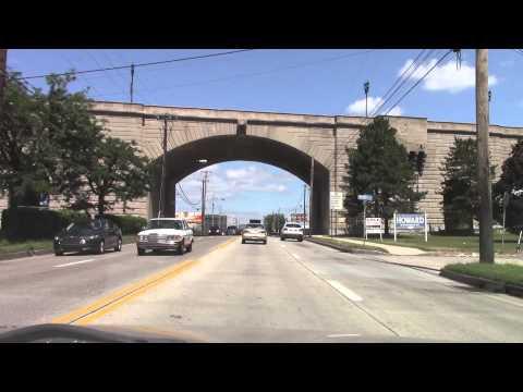 Harrisburg detour