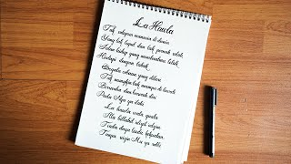 Download lagu Sabyan La Hawla