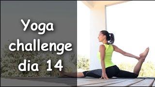 Yoga - Día 14: Garuda mudra, Kumbhaka, Hanumanasana Flow