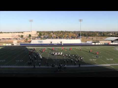 PEA RIDGE High School Band
