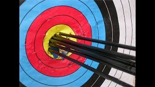 Two Minute Tip: Set archery accuracy goals!