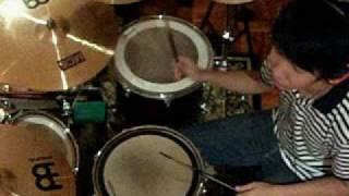 Thunder (Boys Like Girls) Drum Cover by Ryan