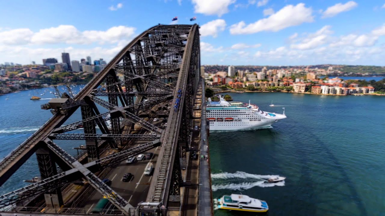One Day in One Minute: Sydney