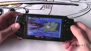 Обзор игровой консоли PSP копия