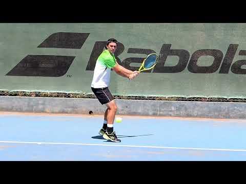 Geronimo Gentiletti  Spring 2018 Tennis  Argentina