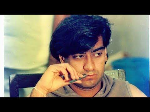 Ajay Devgan : Young and Rare pics