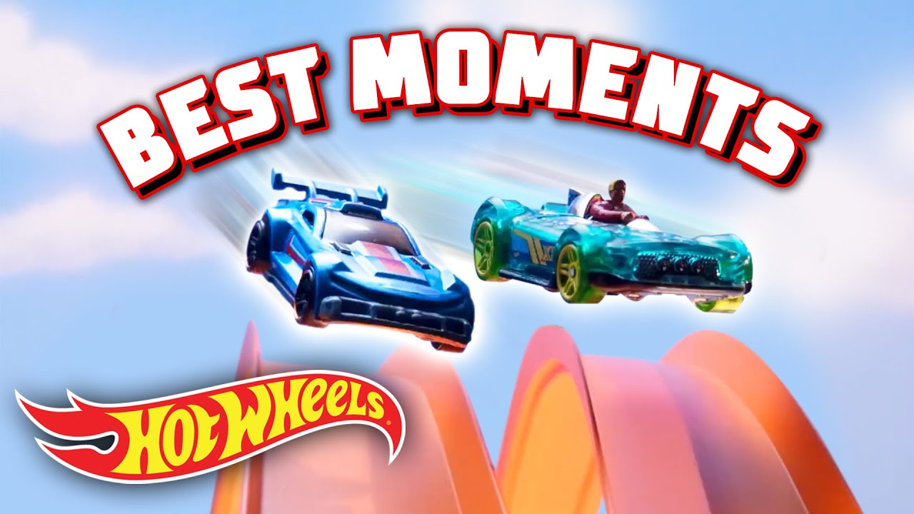@Hot Wheels  | BEST OF HOT WHEELS CITY AND NEW NEWS! 💥 | All Full Episodes