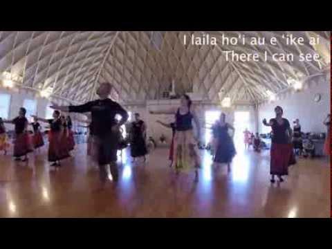 WAIPI'O PAEAEA Kuana Torres Kahele (Hula Workshop)